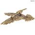 Hummingbird Rhinestone Brooch
