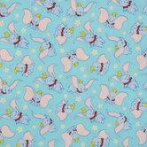 Dumbo Cotton Calico Fabric