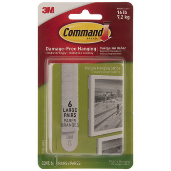 Command Picture Hanging Strips - Large