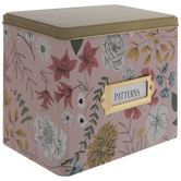Floral Patterns Tin