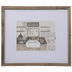 Welcome To Our Kitchen Framed Wall Decor