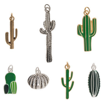 Cactus Charms