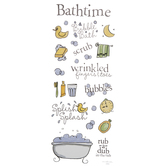 Bathtime Stickers