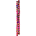 Pink, Purple, & Yellow Glass Splatter Bead Strands