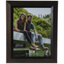 Brown Tapered Wood Wall Frame - 11