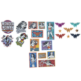 Wonder Woman 3D Stickers