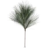 Dark Green Pine Needle Pick