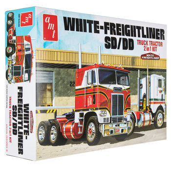 White-Freightliner SD/DD Model Kit