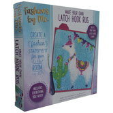 Llama Latch Hook Kit