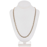Cable Chain Necklace - 30""