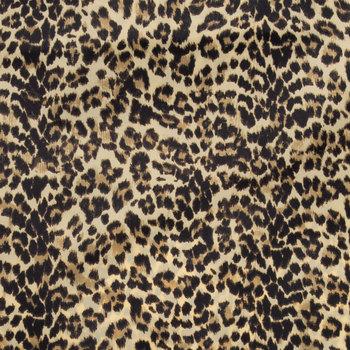 Leopard Print Utility Fabric
