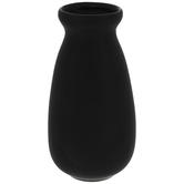 Matte Black Mini Vase