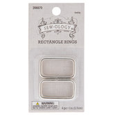 """Rectangle Rings - 1"""""""