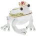 Crowned Frog Jewelry Box