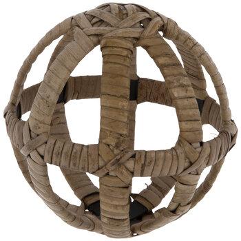 Rattan Decorative Sphere