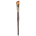 Golden Taklon Angular Shader Paint Brush - 3/4