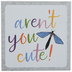 Aren't You Cute Dragonfly Wood Decor