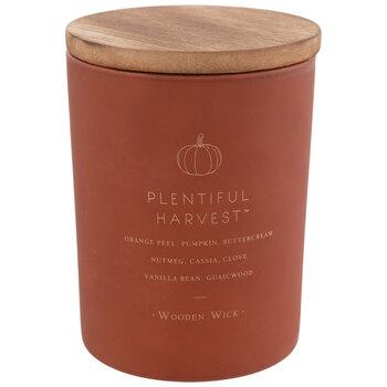 Plentiful Harvest Jar Candle