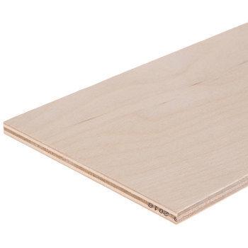 "Baltic Birch Wood Strip - 36"""