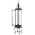 Tall Antique Metal Lantern
