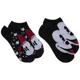 Mickey & Minnie Mouse Low Cut Socks