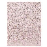 Blush Glitter Journal