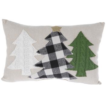Christmas Trees Pillow