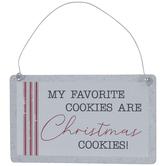Christmas Cookies Ornament