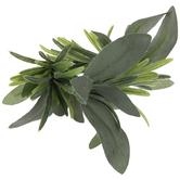 Olive Leaves Napkin Ring