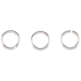 Heavy Gauge Jump Rings - 6mm
