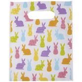 Patterned Bunnies Zipper Bags
