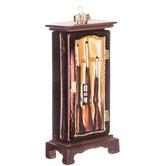 Gun Cabinet Ornament