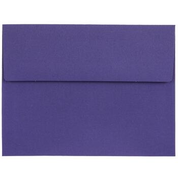 Dark Purple Envelopes - A2