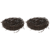 "Twig Bird Nests - 2 1/2"""