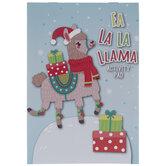 Fa La La Llama Activity Pad