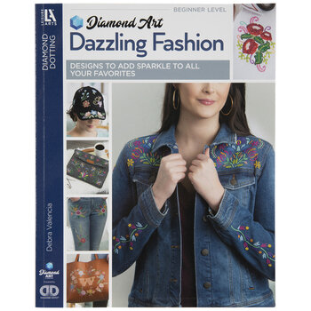 Diamond Art Dazzling Fashion