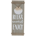 Relax Unwind Enjoy Wood Wall Decor