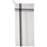 Retro Black Stripe Kitchen Towel