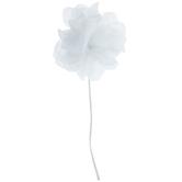 Satin Flower Pick