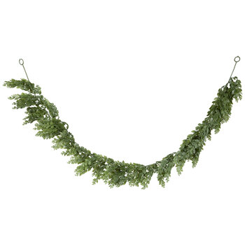 Green Leaves Garland