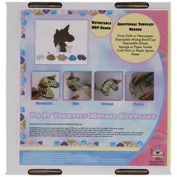 Ella The Unicorn Mosaic Kit