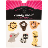 Baby Animal Candy Mold