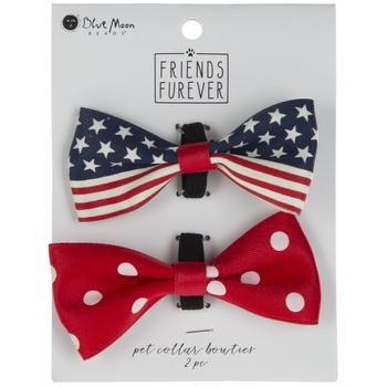 American Pet Collar Bow Ties