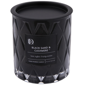 Black Sand & Cashmere Jar Candle