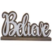 Believe Decor