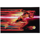 Flash High Gloss Canvas Wall Decor