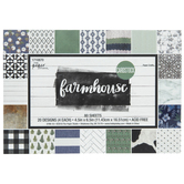 Farmhouse Cardstock Paper Pack
