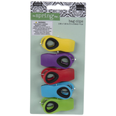 Multi-Color Magnetic Bag Clips