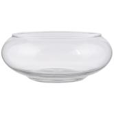 Floating Glass Bowl Candle Holder