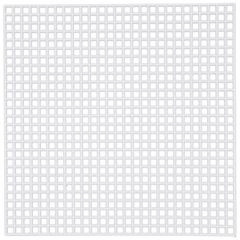 """Square Plastic Canvas Shapes - 4 1/4"""""""